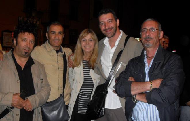 Faber Quartet e Dori Ghezzi